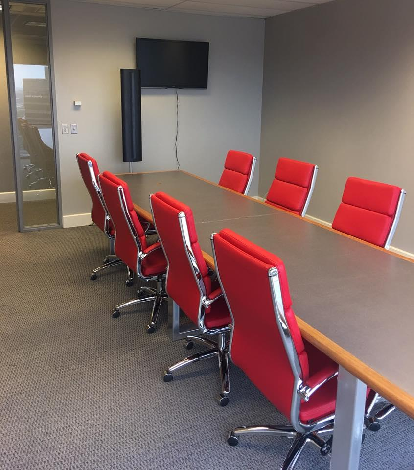 Legacy Office Centers, Inc. - Red Room- Seats 8