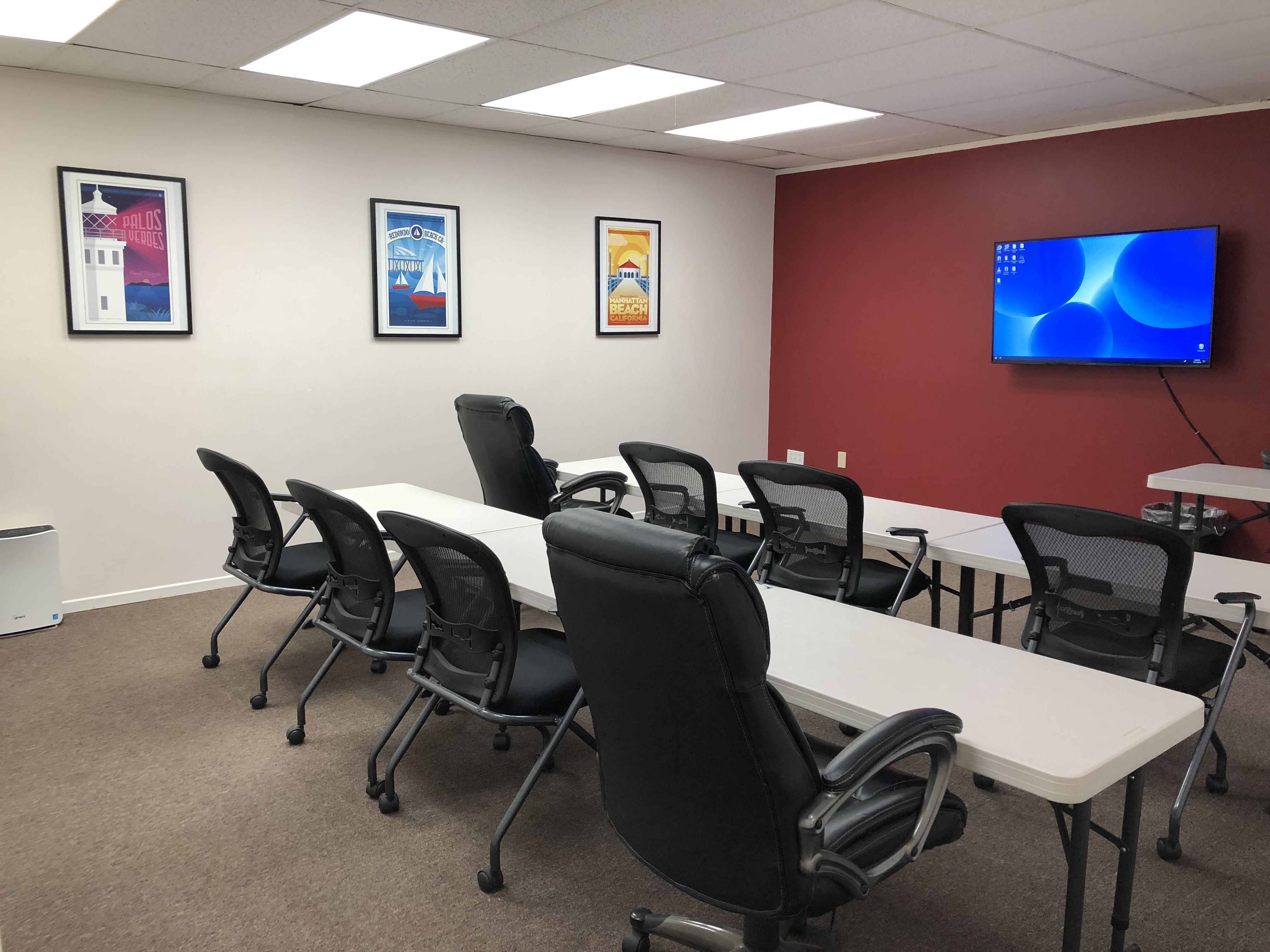 Torrance - Whole Office Classroom Conference Room
