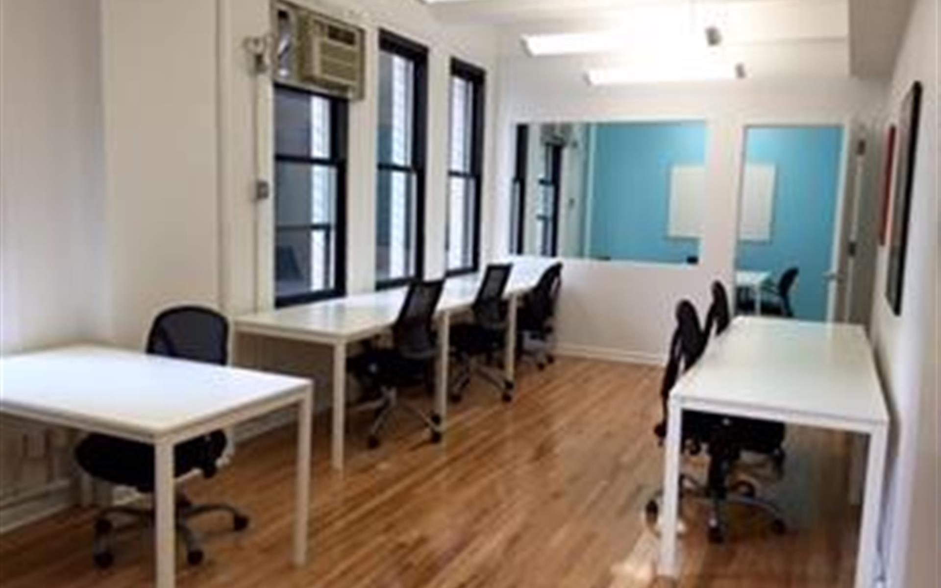 Amber Ventures: Bryant Park/ Midtown - Bryant Park Office