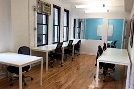 Amber Ventures: Bryant Park/ Midtown - Bryant Park Office