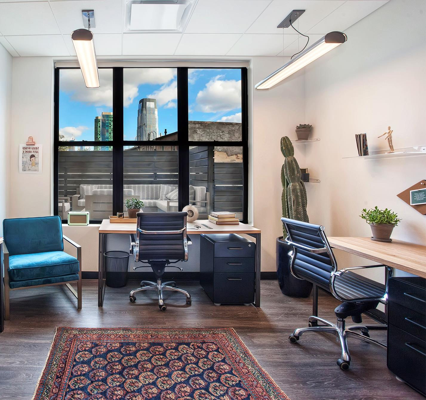 Andco - Private Office 2028