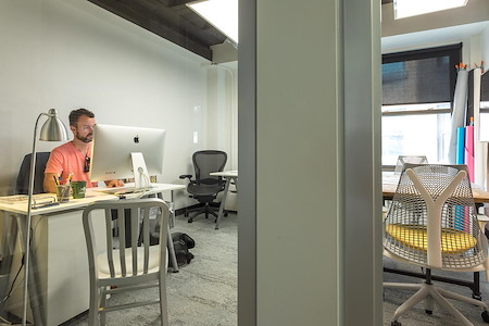 Novel Coworking Circle Tower - PO 702 - Exterior Private Office for 6