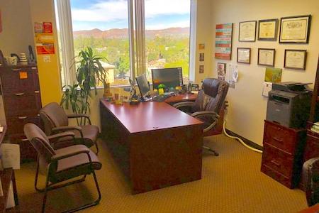 6355 Topanga Canyon Boulevard –5thFloor - Private Window Office