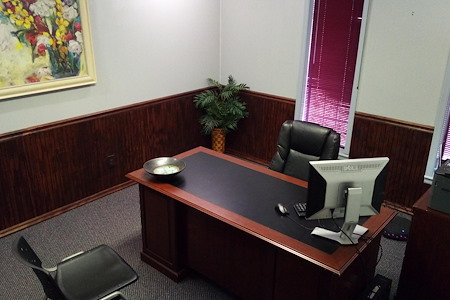 NW OKC Coworking - Office 104