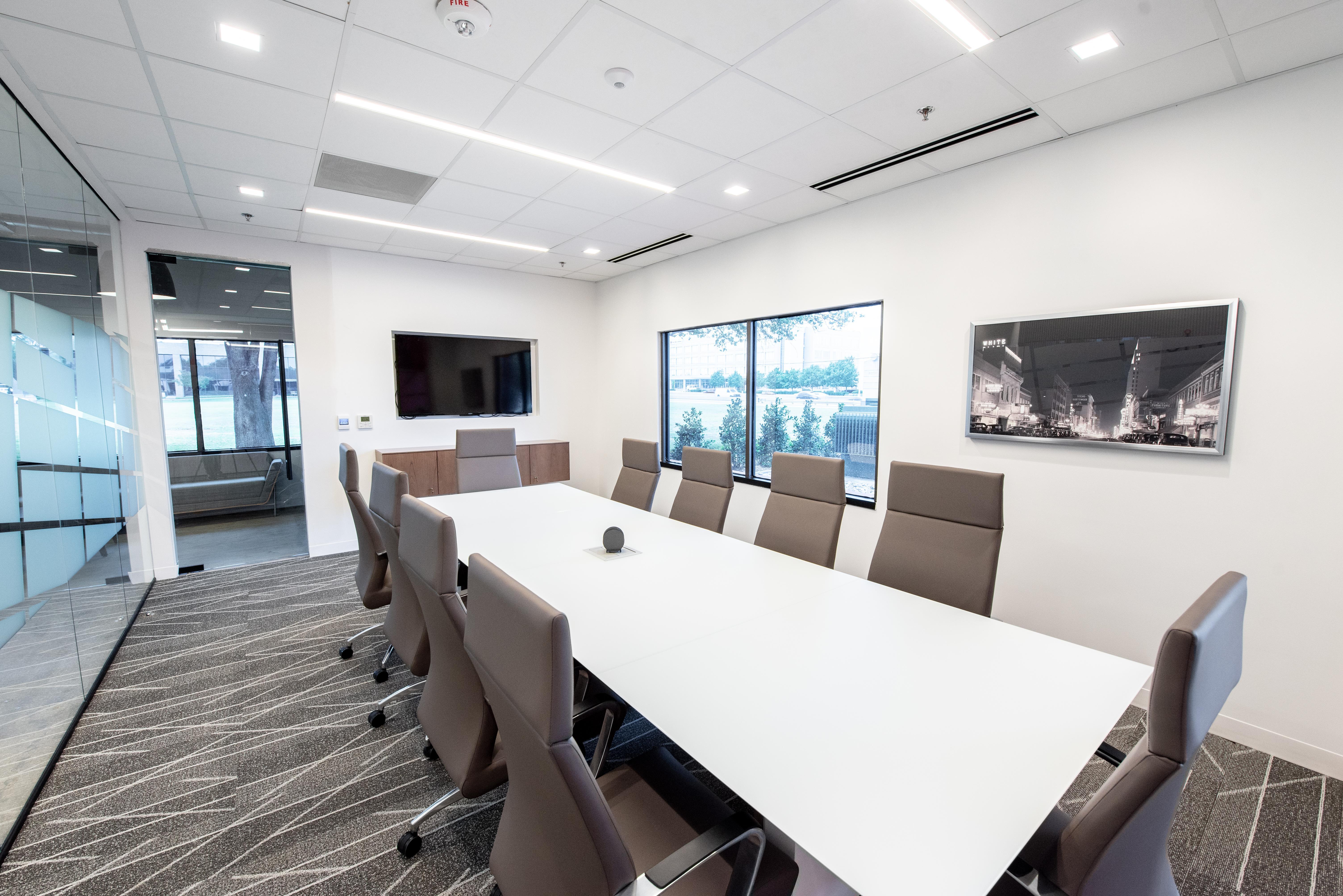 CityCentral - Dallas - Executive Boardroom