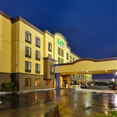 Host at Holiday Inn Express North SFO Airport