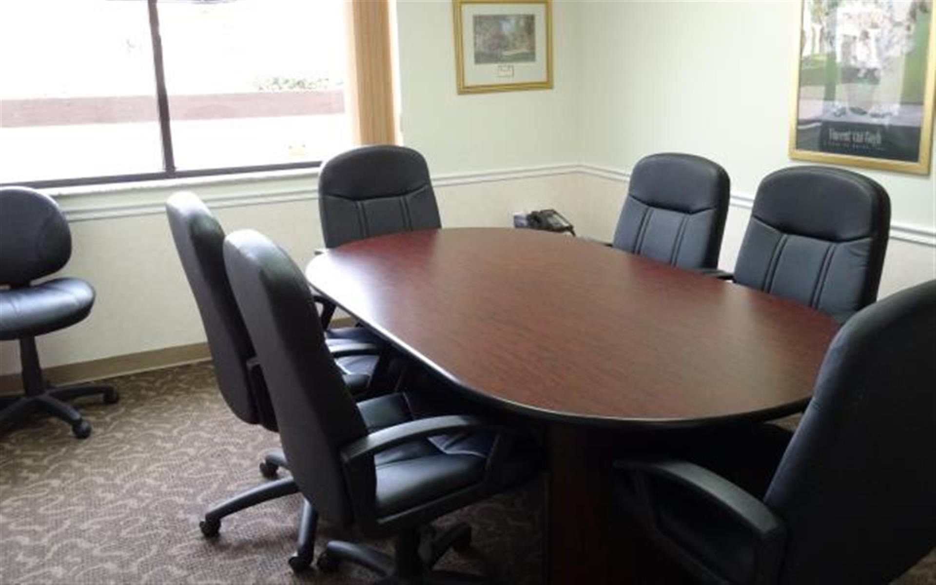 Goldbetter Miami Office Business & Conference Center - Court Reporter Conference Rooms
