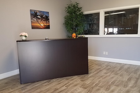 MX Systems, LLC - Front desk- reception area