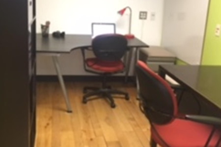 Workbar South Station - 2-person Private Office
