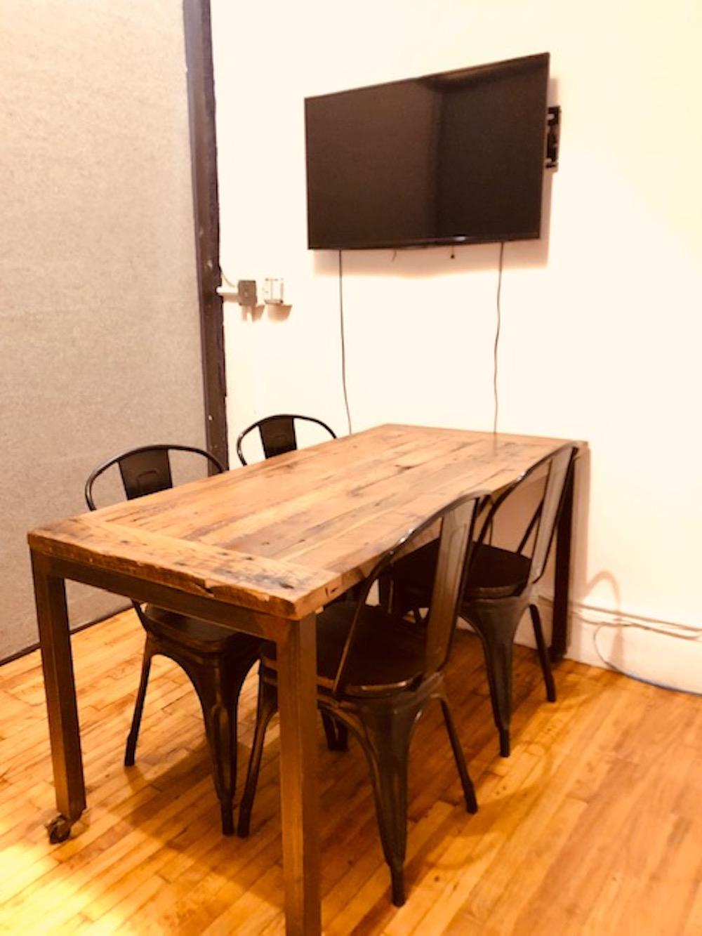 The Farm SoHo - Small Conference Room (4 Person)