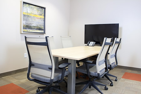 Avanti Workspace - Broadway Media Center - Small Conference Room