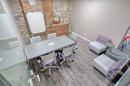 Lancaster  CoWorking - Private Meeting Room for 5