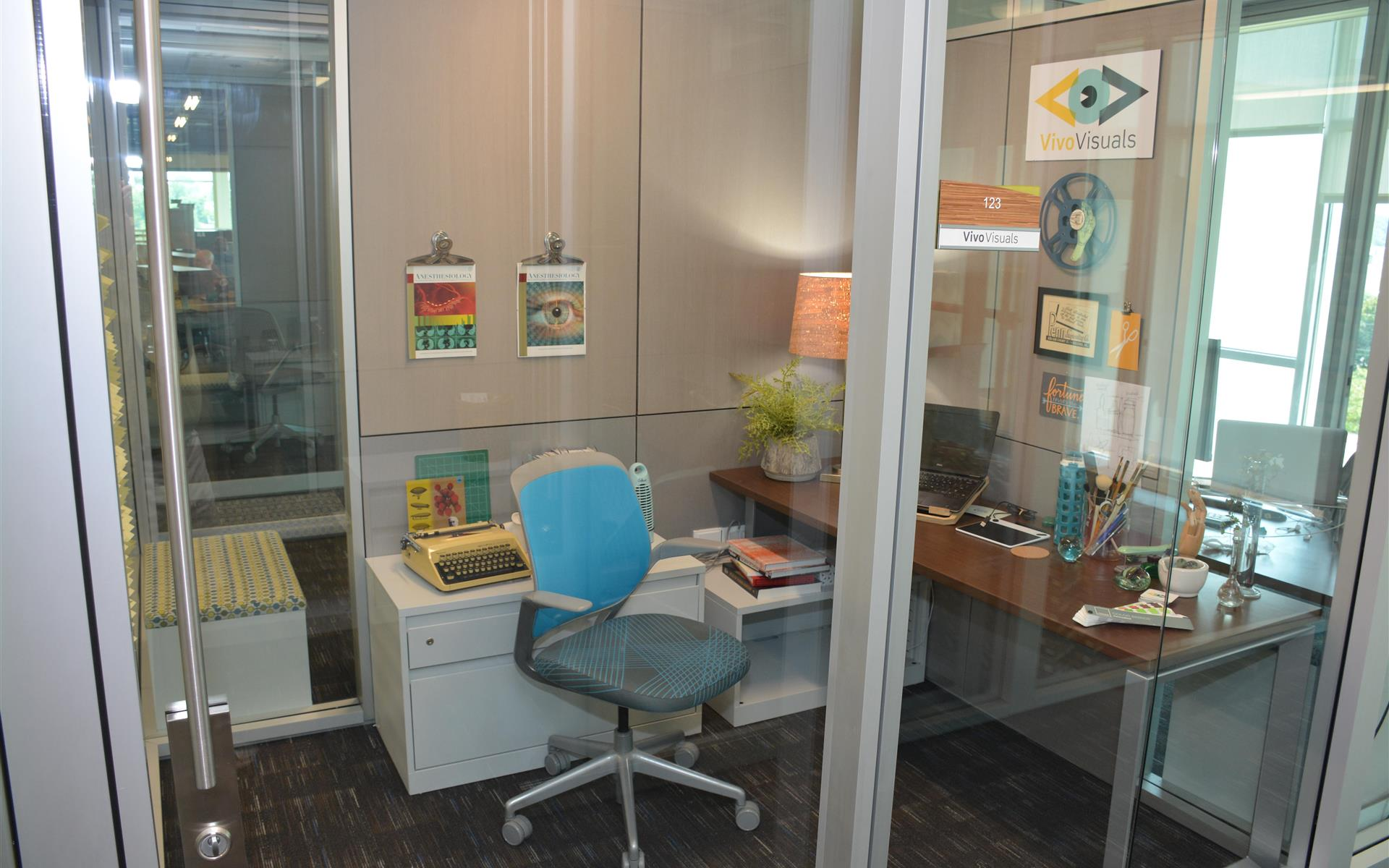 Flywheel Coworking @ Center for Design Innovation - Enclosed Office