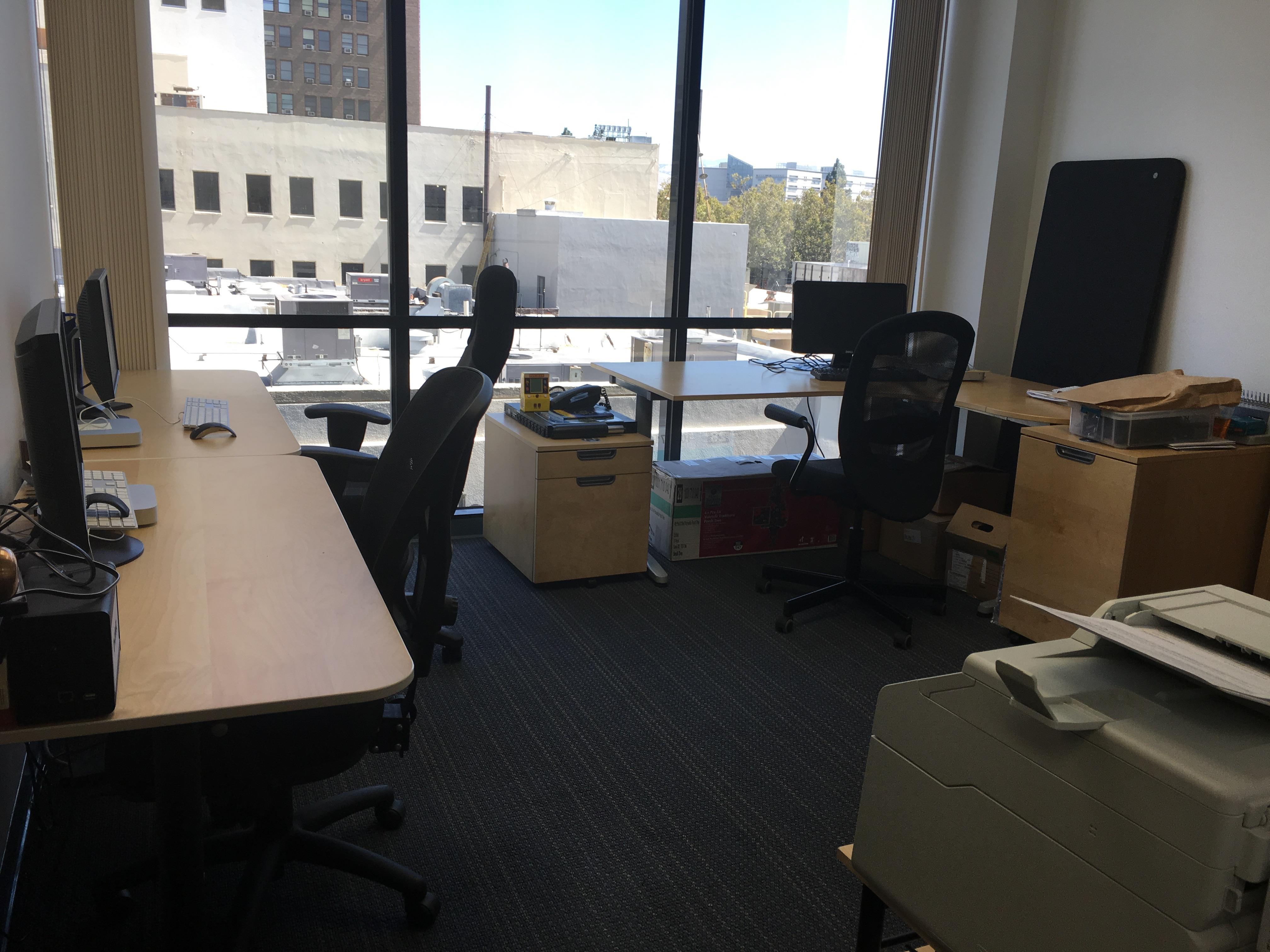 OpenTech Media, Inc. - Private office for 4-5