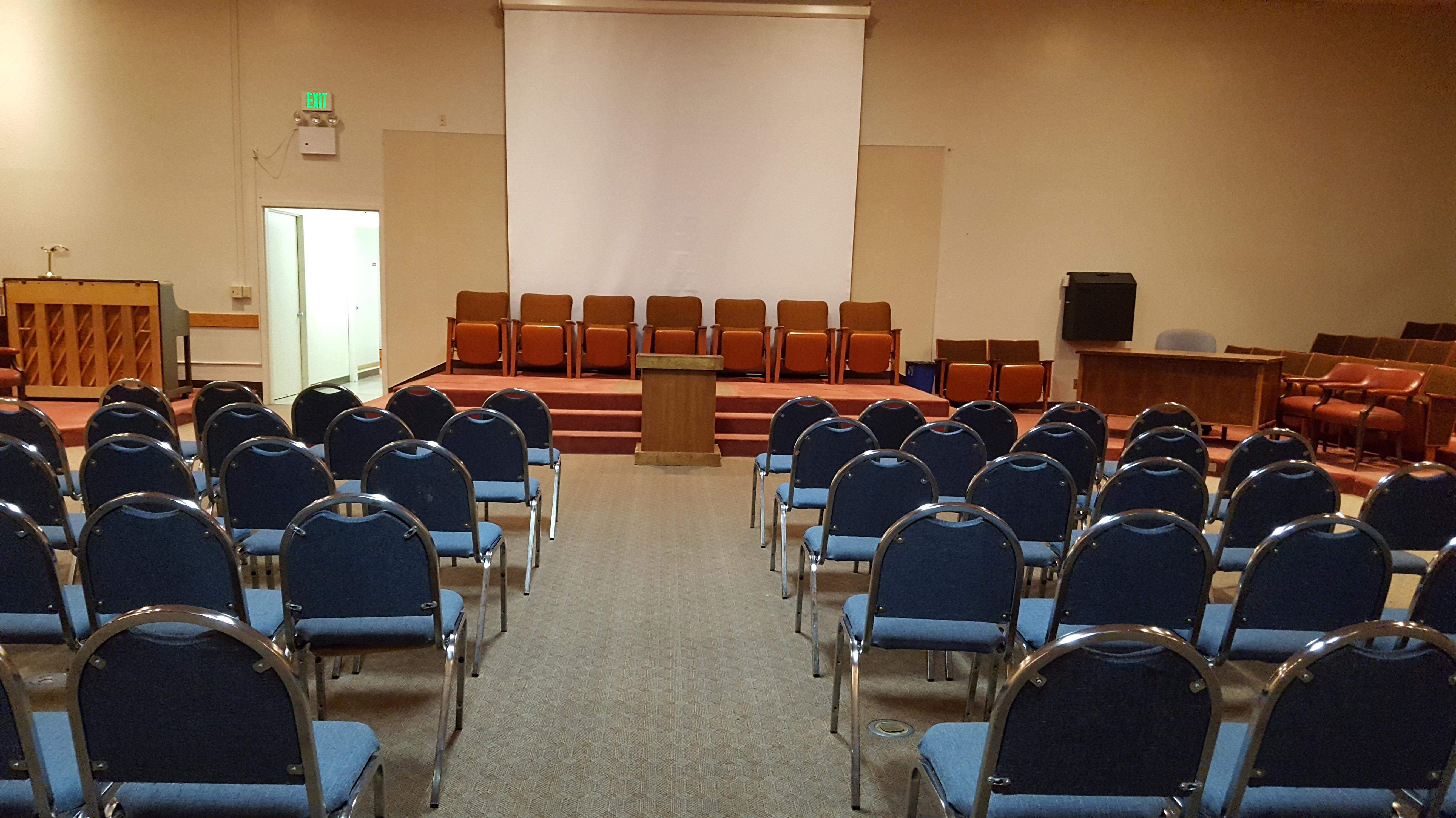 San Jose Masonic Center - Red Lodge Room