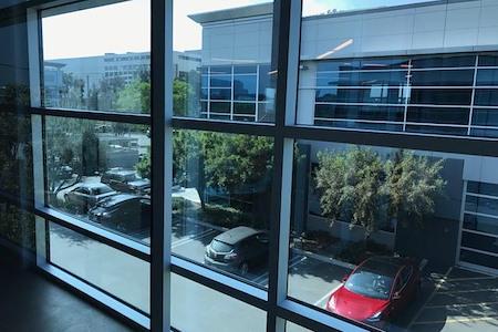 ElleIsaac, LLC - 2 person Private Window Office
