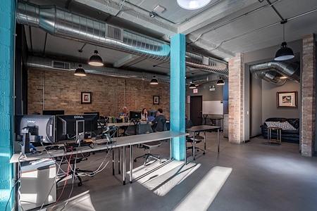 DeskLabs - Community Desk