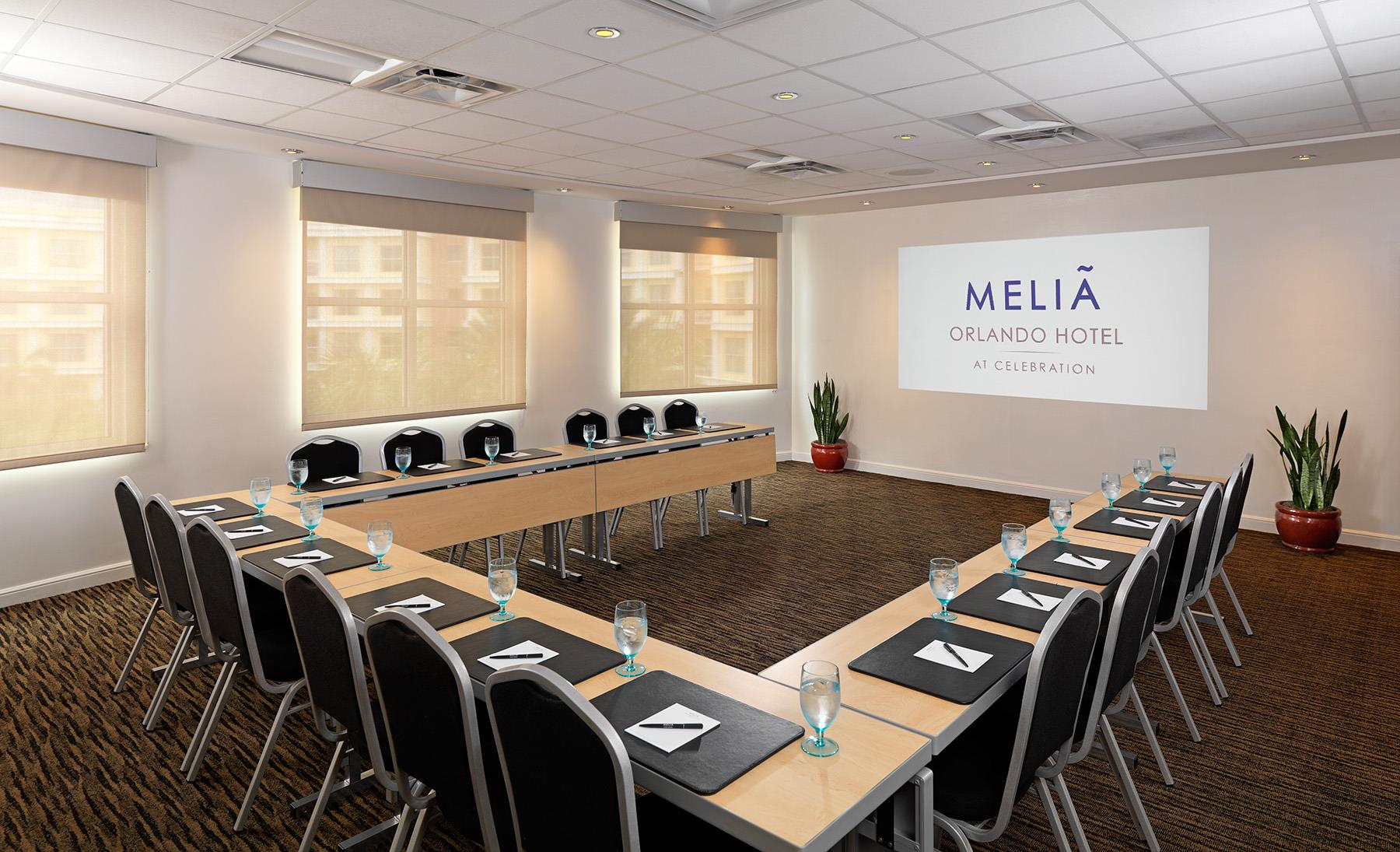 Melia Orlando Suite Hotel at Celebration - 90 Executive Boardroom