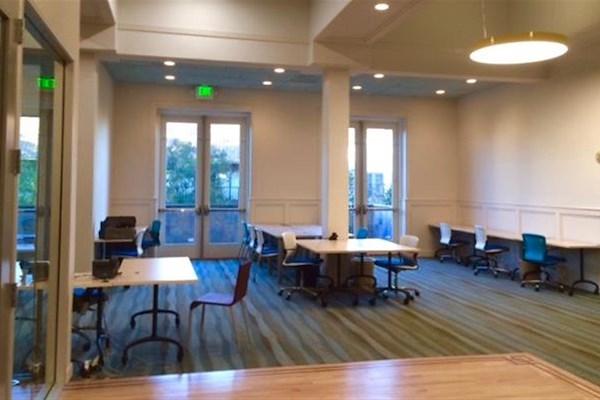 The Satellite Center Sunnyvale - Open Desk