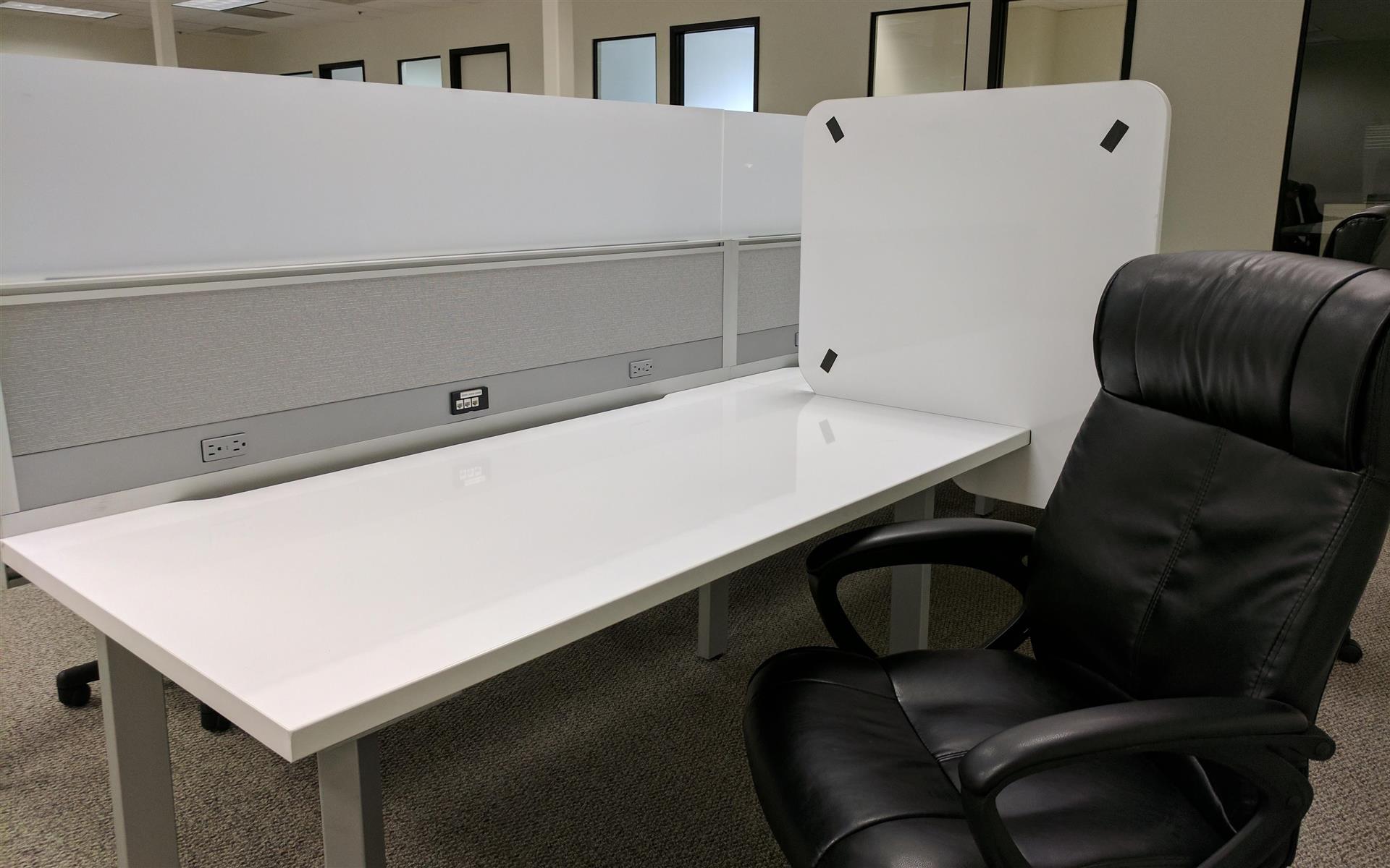 iBridge - Dedicated Desk