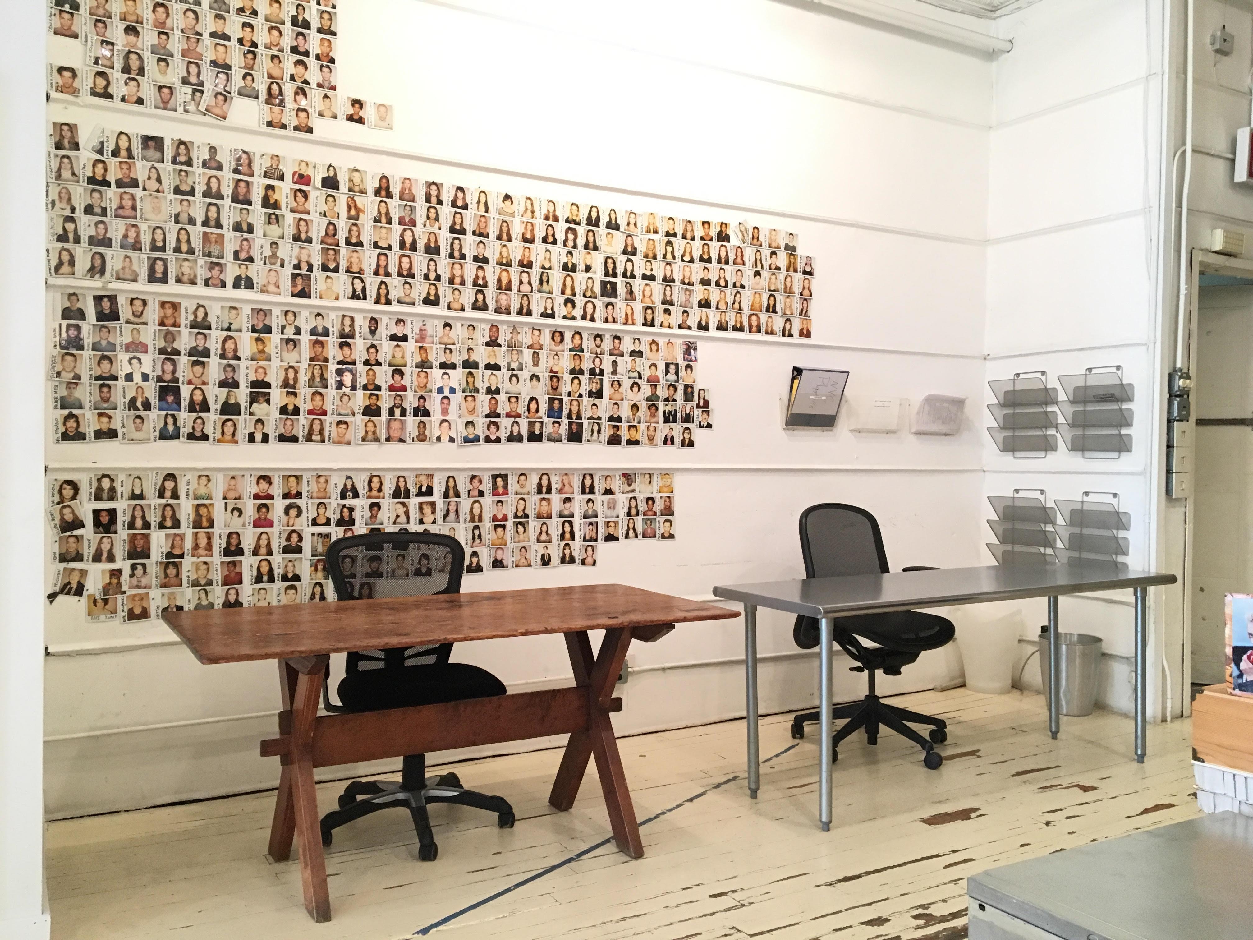 jv8inc - Dedicated Desk 1