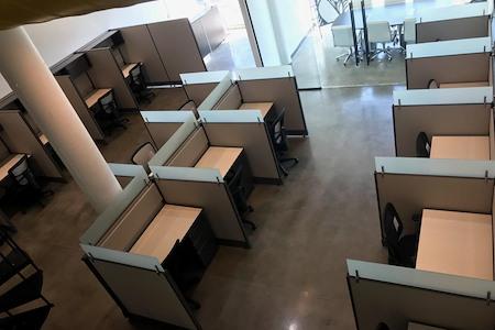 Strategic Legacy Realty Headquarters, Inc. - Cubicle 6
