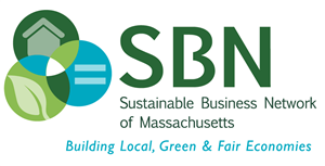 Logo of Sustainable Business Network of Massachusetts