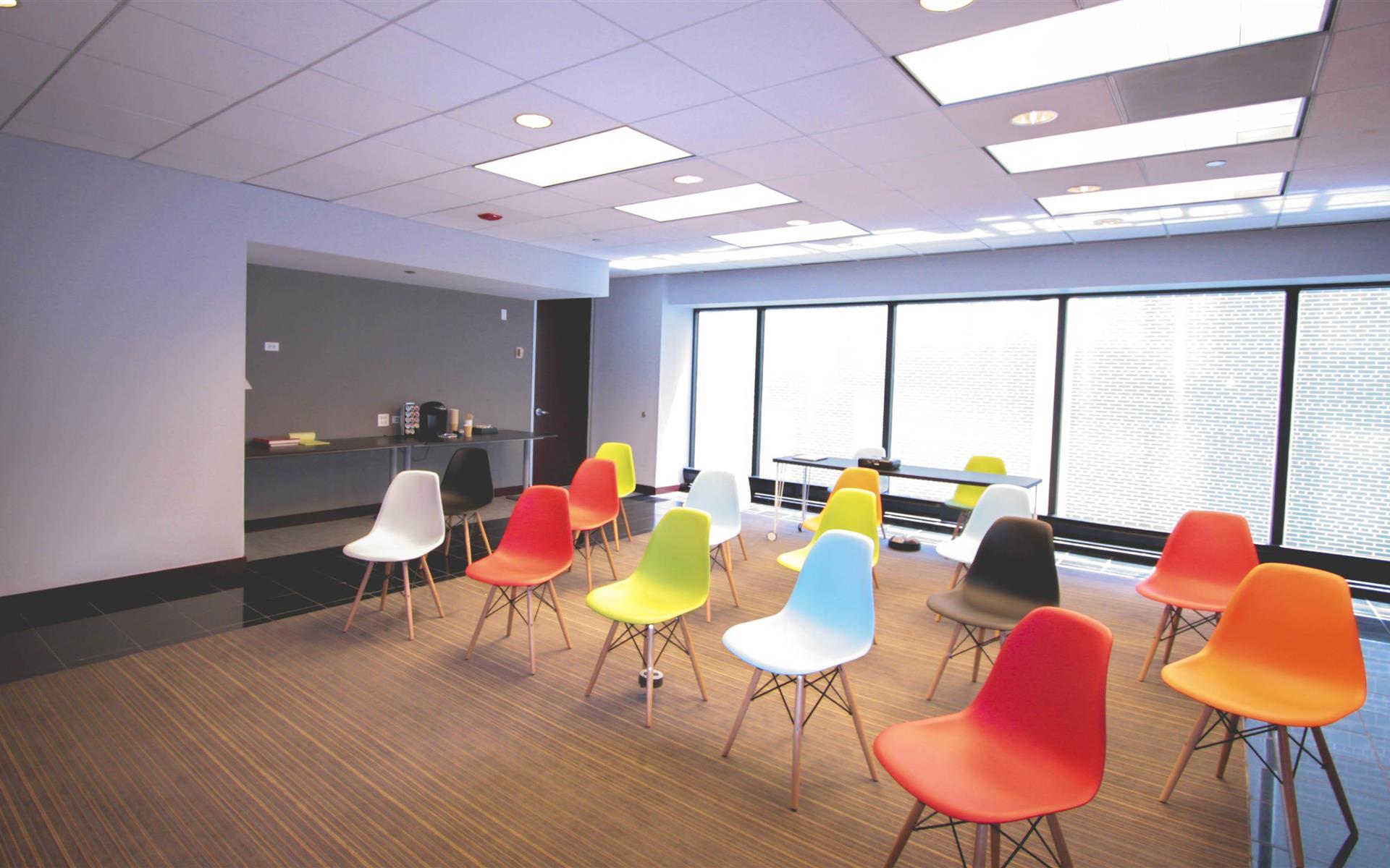 BeOffice | URBAN WORKSPACES - Monthly Training Center