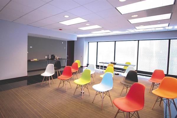BeOffice   URBAN WORKSPACES - Monthly Training Center