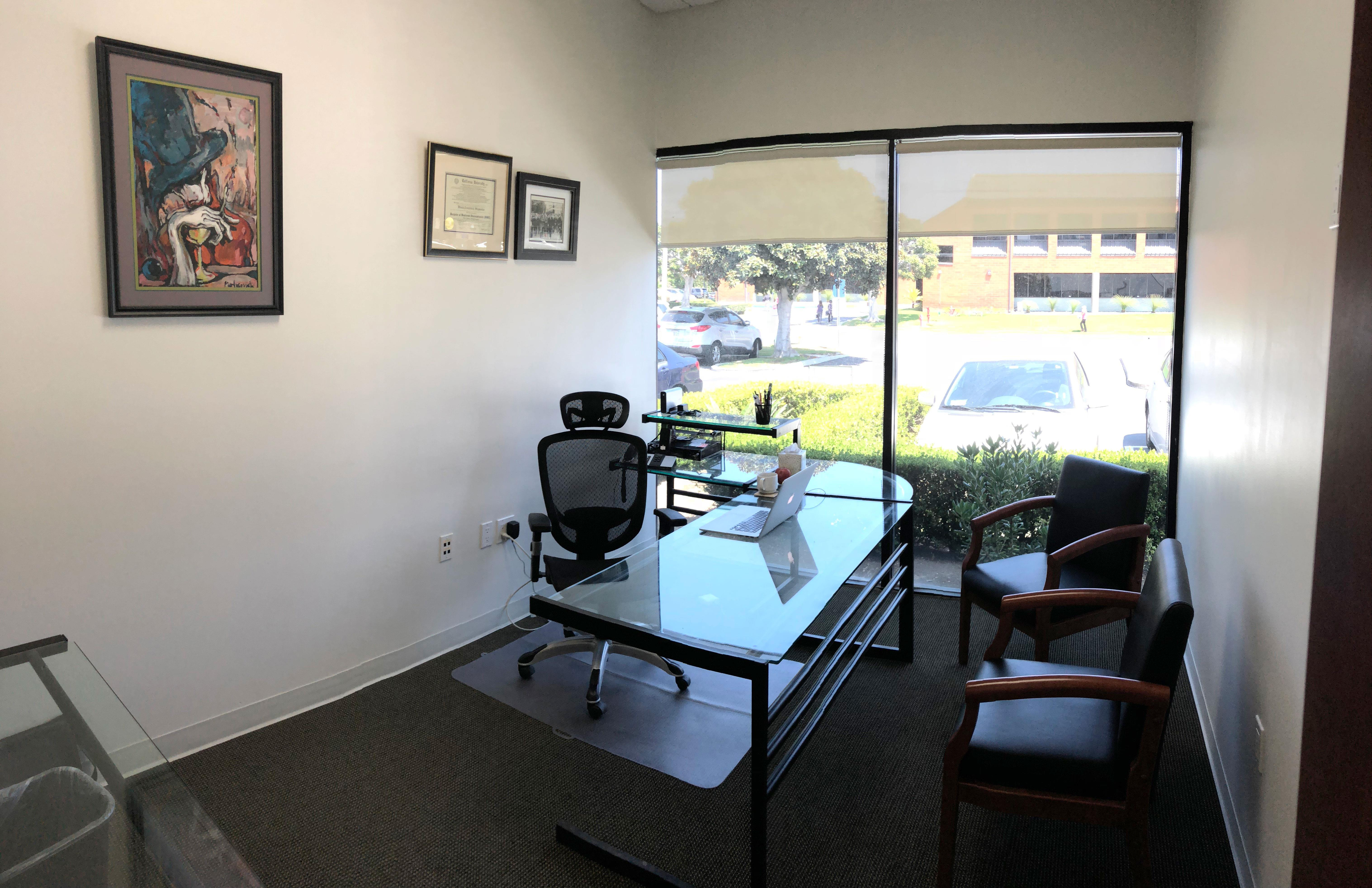 Irvine Virtual Office - Private Day-Office