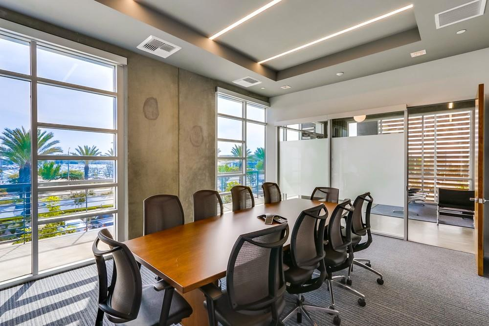 The Sullivan Group Conference Rooms of Long Beach - Ocean Room