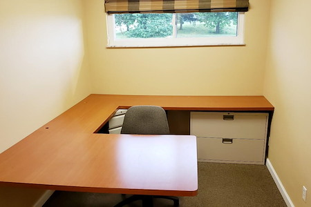 Stage2 Offices | Woodman - Standard Office