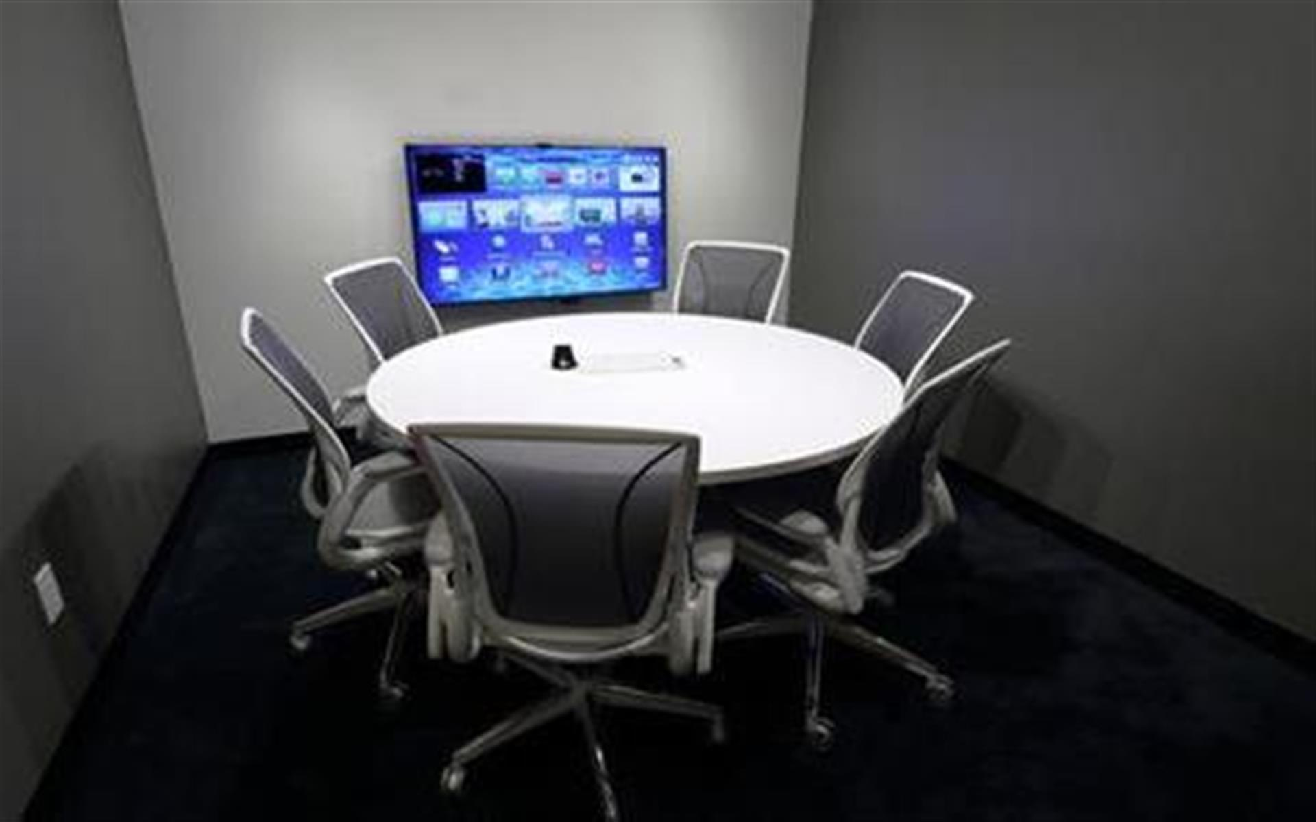 Ala Moana Center for  Business - Media Meeting Room (HDTV, apple TV etc)