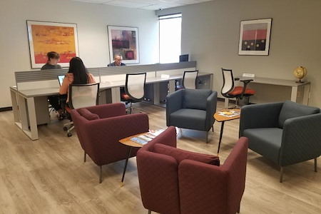 Pacific Workplaces - Capitol - Coworking