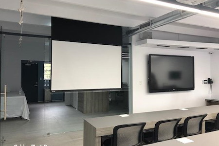 Gables Test Prep - Classroom + Conference Room
