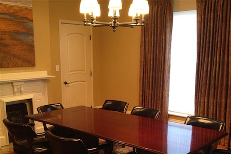 Hardwood Properties - Main Conference Room