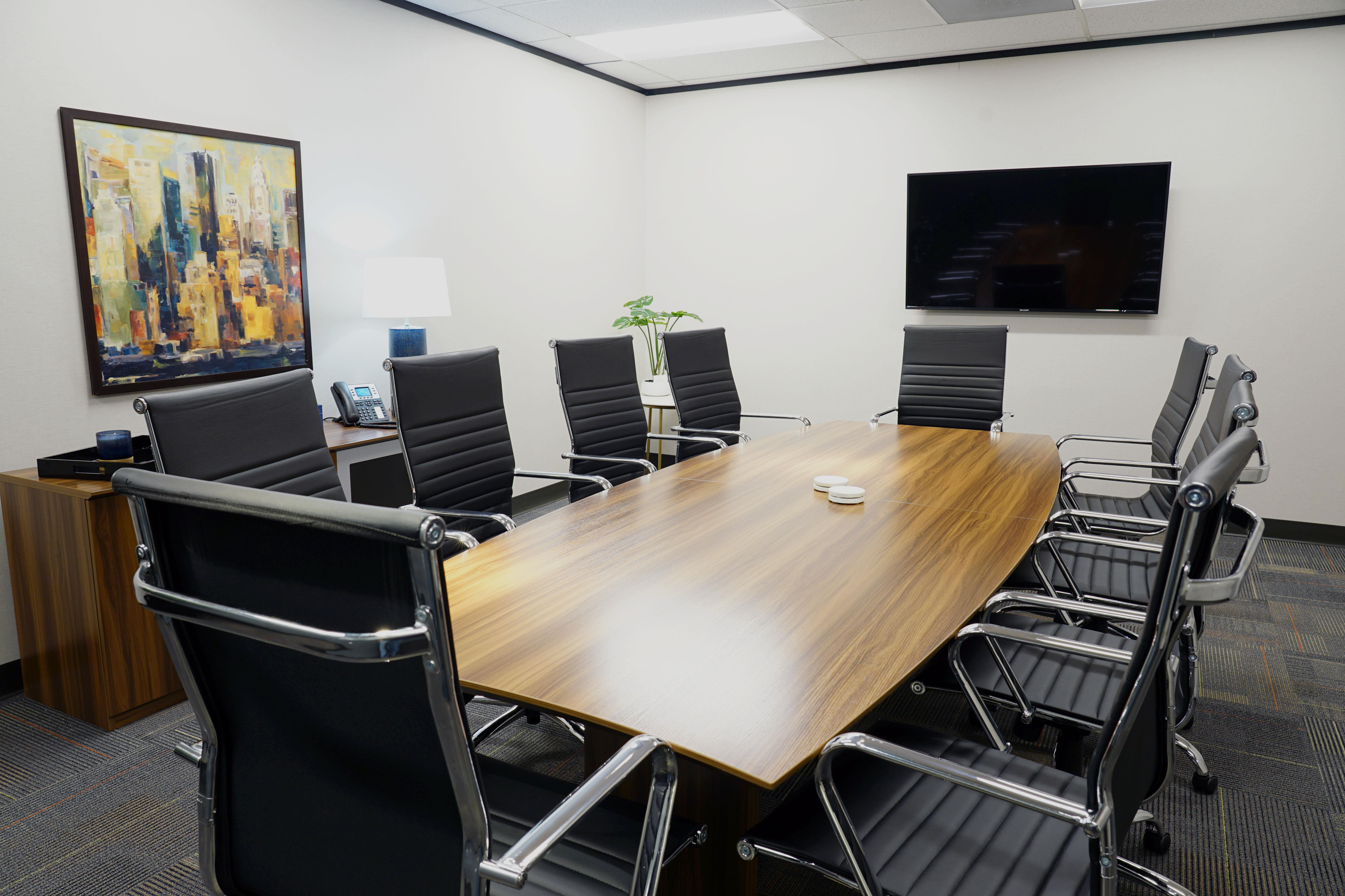 Executive Workspace @ Palisades Central 1 - Medium Conference Room
