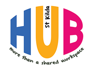 Logo of St Kilda Hub Workspace