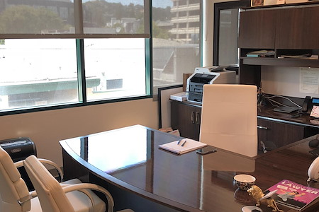 Downtown Walnut Creek offices-superb location & price!! - Downtown Walnut Creek Suite for 2