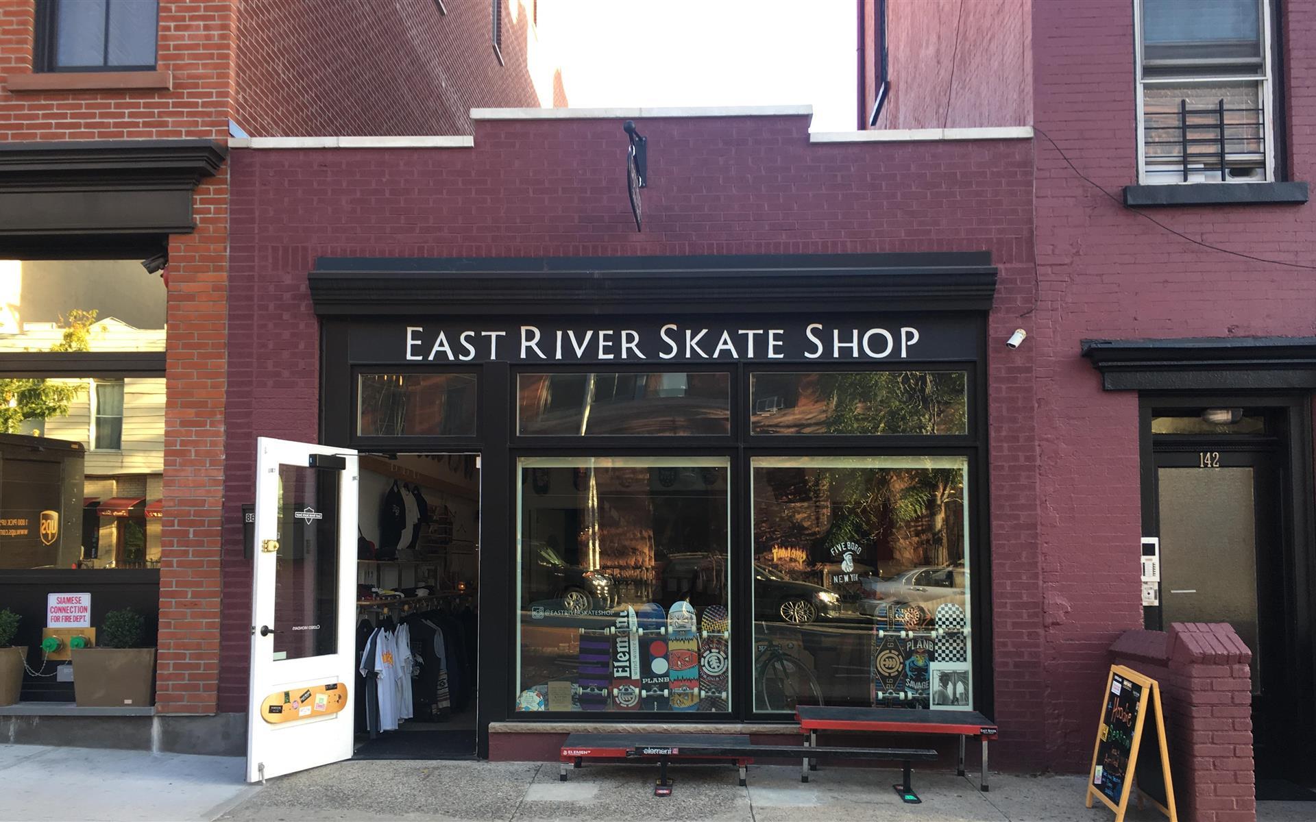 East River Skate Shop - East River Skate Shop