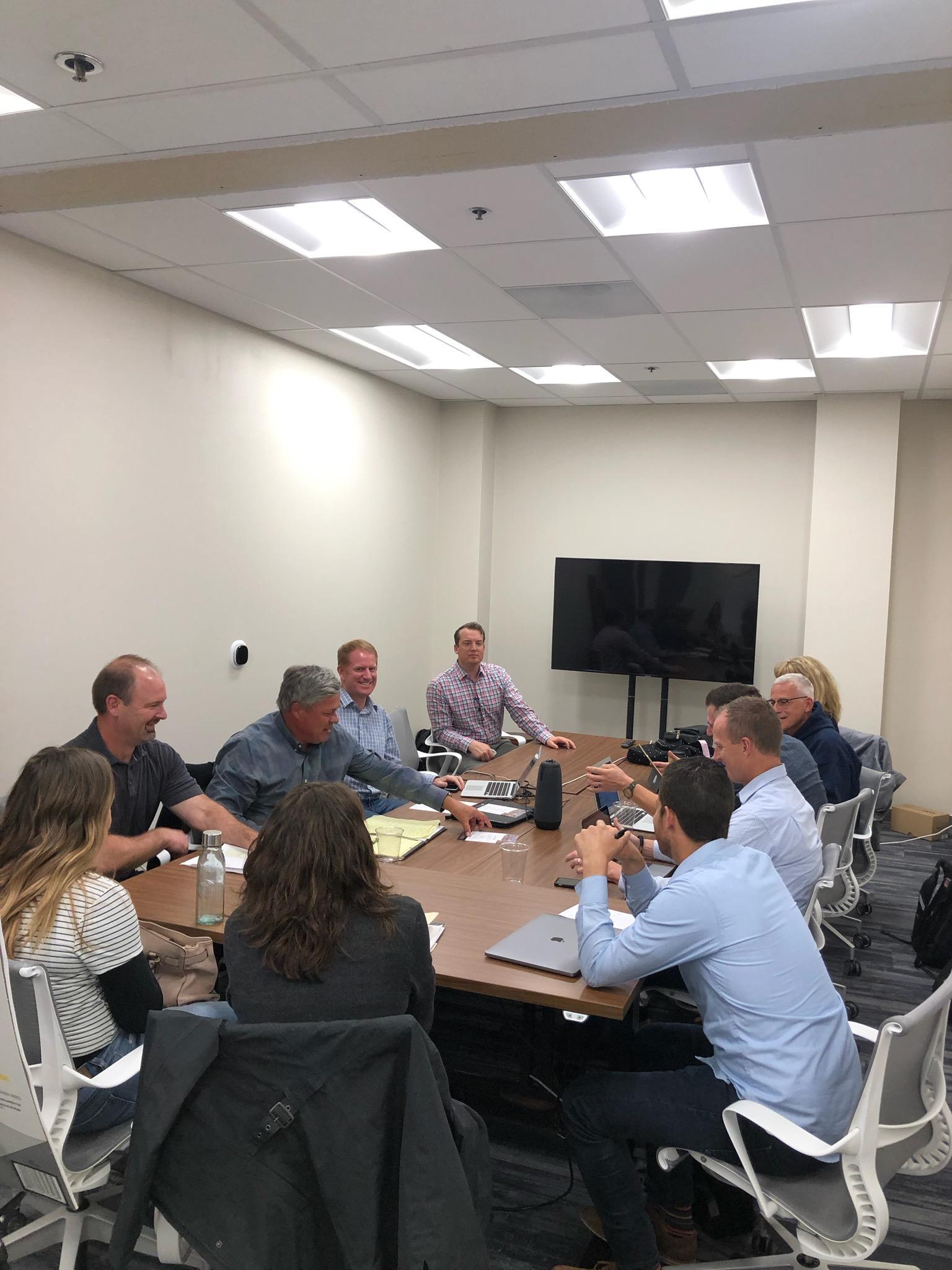 Granite City Coworking - Sutter Meeting room