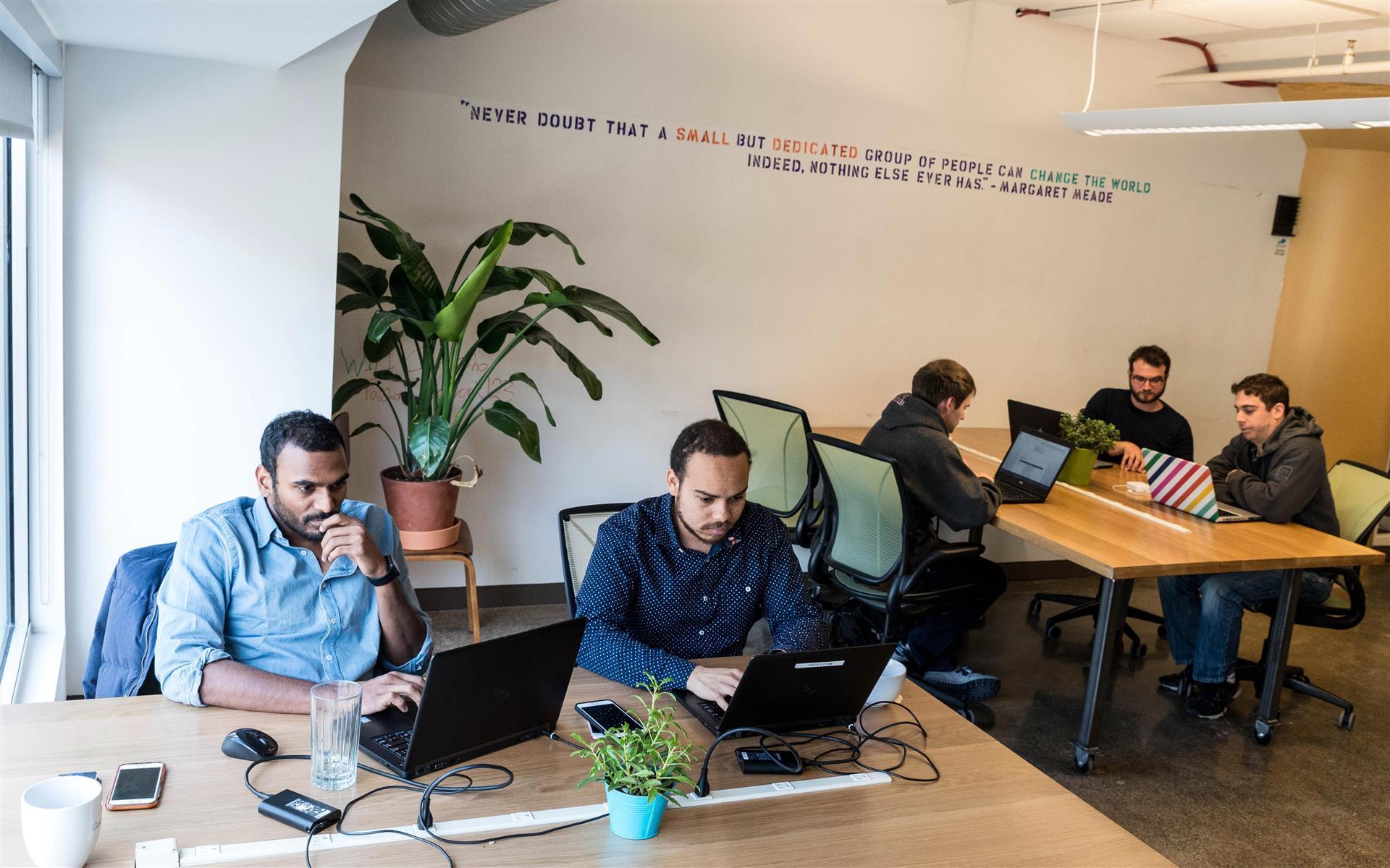 CityCoHo | Philly Nexus - Open Desks
