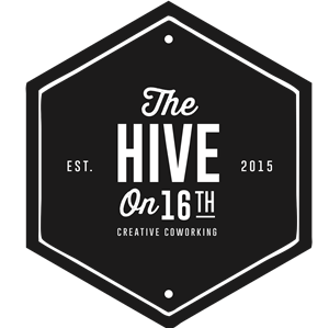 Logo of The Hive on 16th