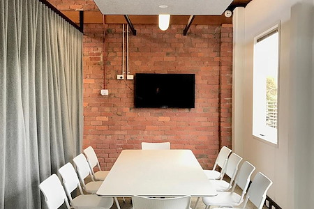 Higher Spaces - Meeting Room 3