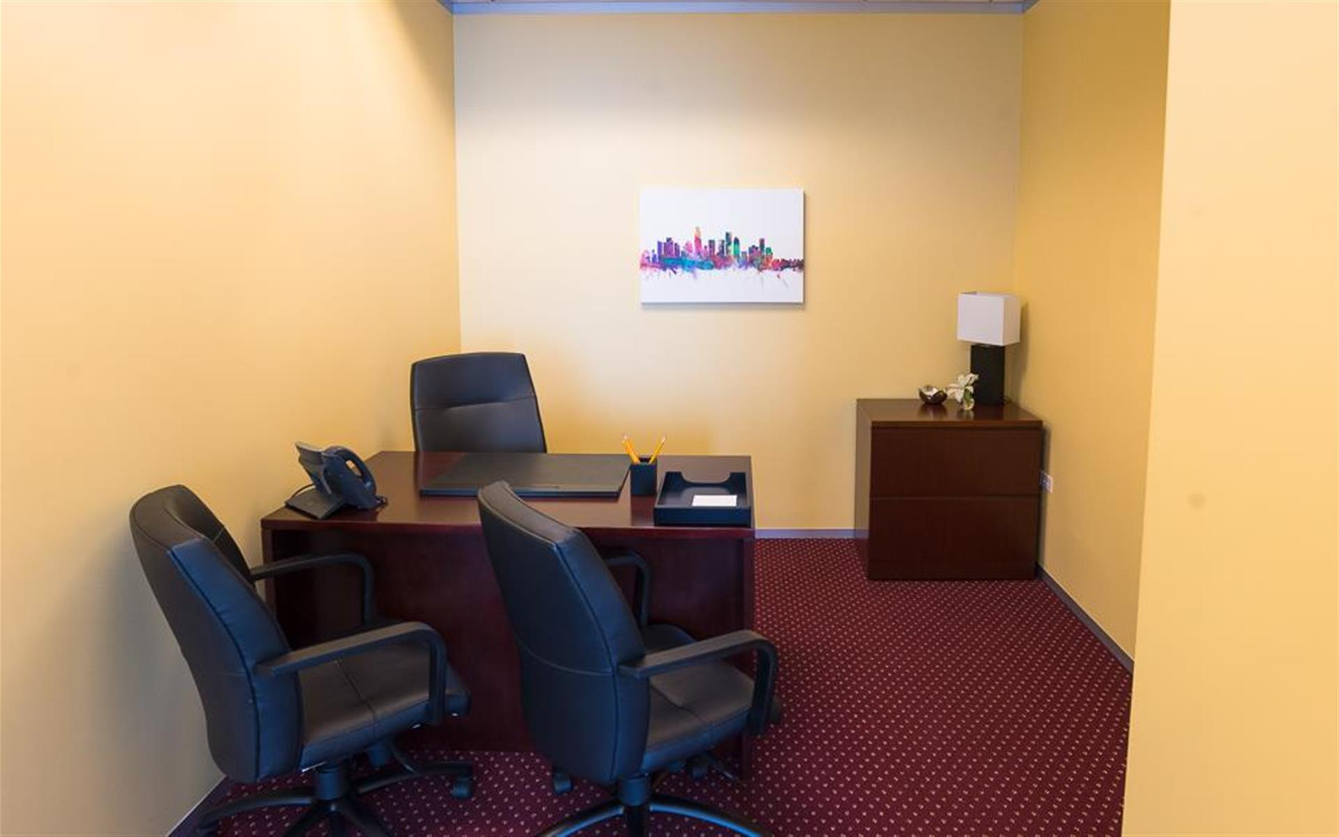 Servcorp - Downtown Los Angeles - Executive Private Office