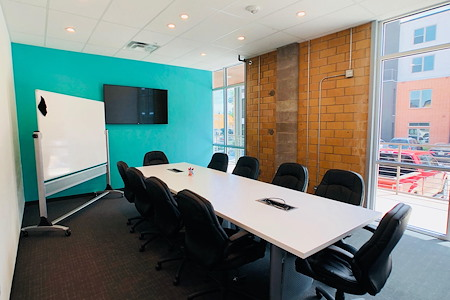 Stoke Coworking and Entrepreneur Center - Conference Room #1