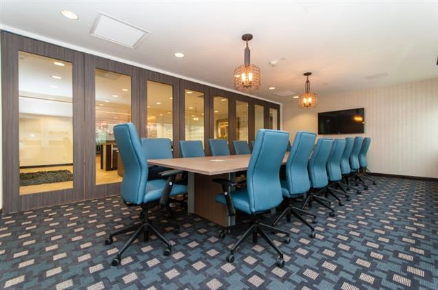 Quest Workspaces 777 Brickell Ave - Boardroom