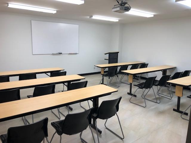 Workwell - Main Classroom
