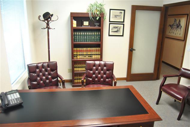 Abundance Building - Executive Suite 101