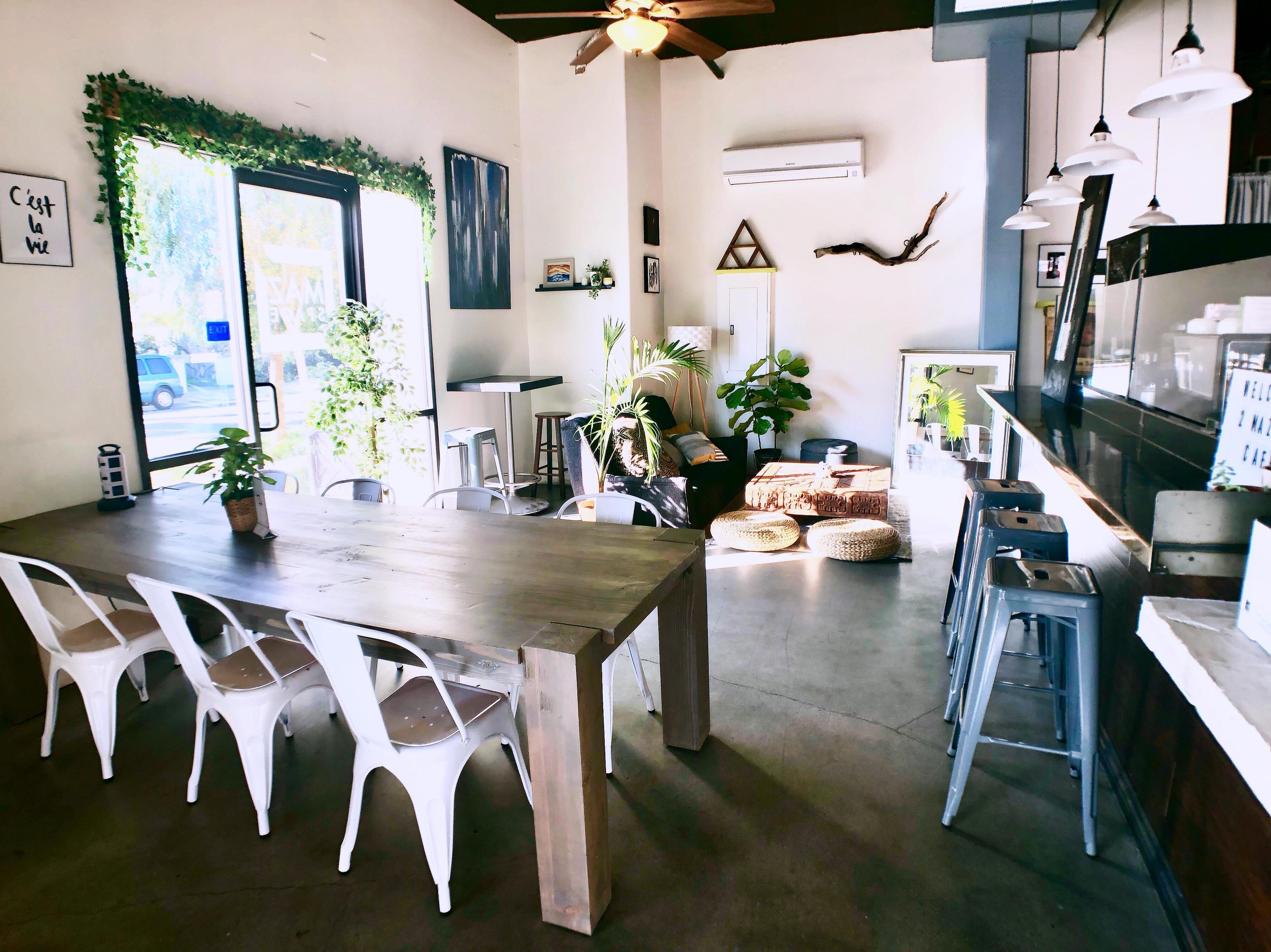 MAZ Coworking Space - MAZ Space